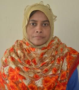 Shahana Begum