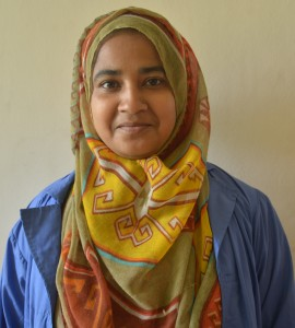Morsheda Begum