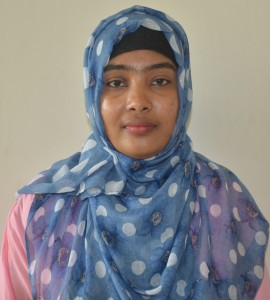 Khaleda Begum